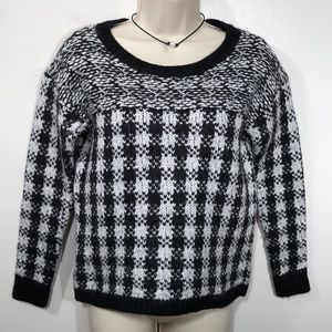 ANN TAYLOR CROPPED SWEATER